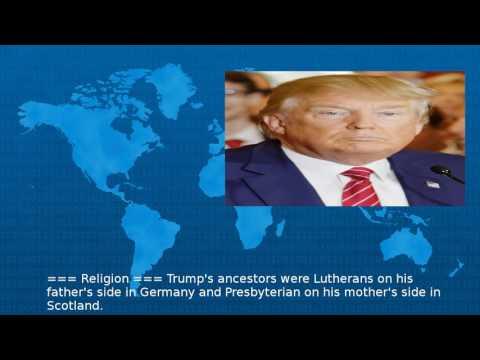 Donald Trump  - Wiki