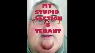 Landlord declines Section 8 program, tenant faces eviction