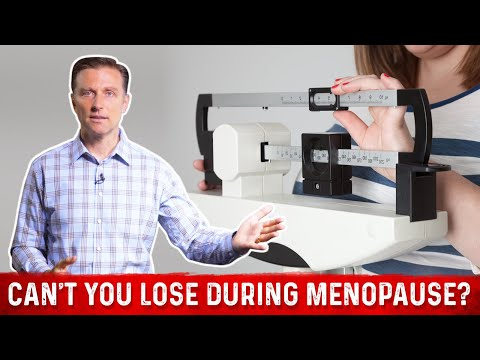 Why Can't You Lose Weight During Menopause?