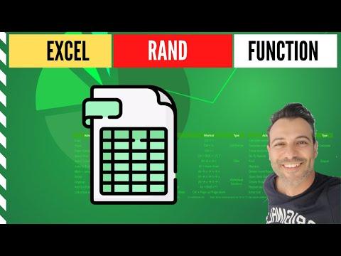 How to Generate Random Decimal Numbers between 0 and 1 in Excel - Best Excel Tips & Hacks