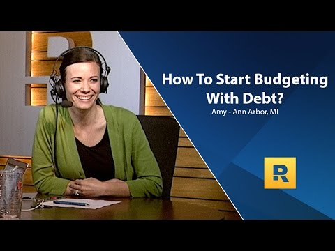 How To Start Budgeting With Debt?