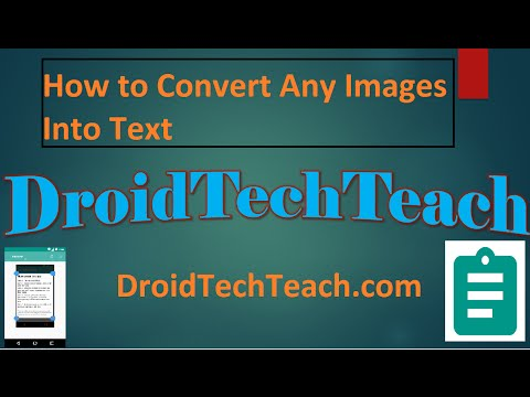 Convert Images or Screenshot Into Text In one Click