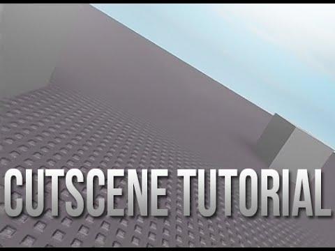 Roblox Tutorial - How To Make a Cutscene