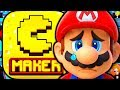 Download PAC-MAN MAKER! - Mario Maker, but Pac-Man? (iPhone X Gameplay Video) MP3,3GP,MP4