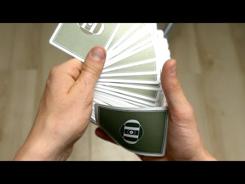 Sleight Of Hand Card Control - Tutorial