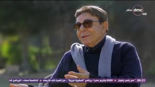"""8 الصبح - الفنان سمير صبري يكشف لأول مرة كيف تم لقاءه بـ""""محمد على كلاي"""" بتجربة كلها شقاوة!!"""