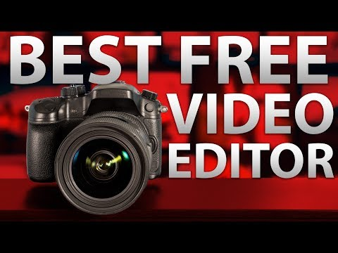 Best Video Editing Software for Windows 7,Windows 8(8.1),Windows 10,Mac & Linux 2018 (FREE)