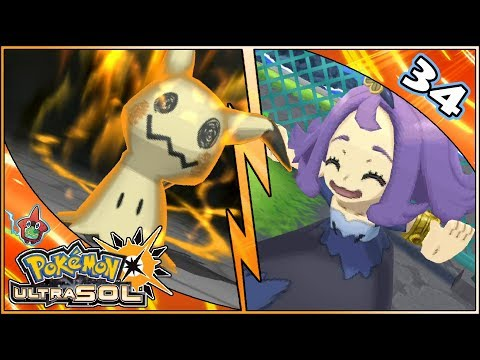 ♦️ Guía Pokémon UltraSol ♦️ #34 ▪️ Ruta 14 - Local Abandonado