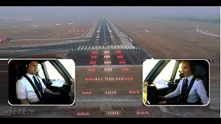 Airbus A320 - Approach and Landing in Munich - ATC Change Approach Last Minute (ENG sub)