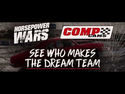 Dreaming about Horsepower Wars COMP Dream Team