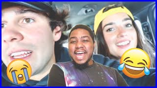 """DAVID DOBRIK """"FIRST DATE GONE WRONG!! EMBARRASSING FALL! 😂🔥 REACTION!"""