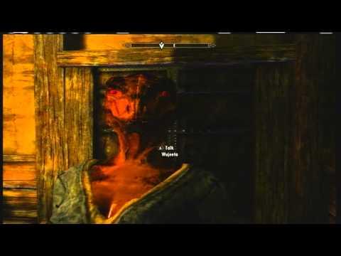 The Elder Scrolls V: Skyrim - Identify Riften's Skooma Dealer (with Commentary)