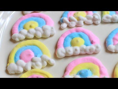 Rainbow Marshmallows / 彩虹棉花糖