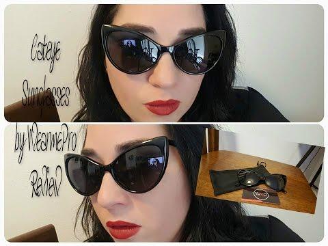 Cat Eye Style Sunglasses by WearmePro: Review