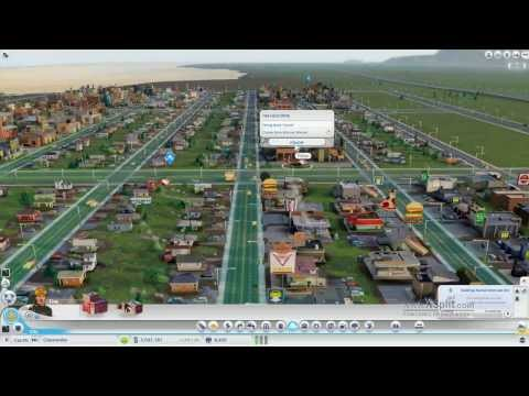 SimCity Fire Helicopter - Working