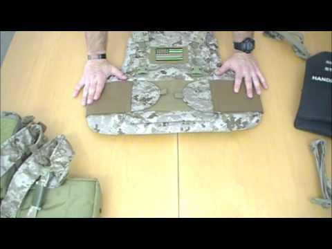 Mayflower R&C Low Profile Armor Carrier 02