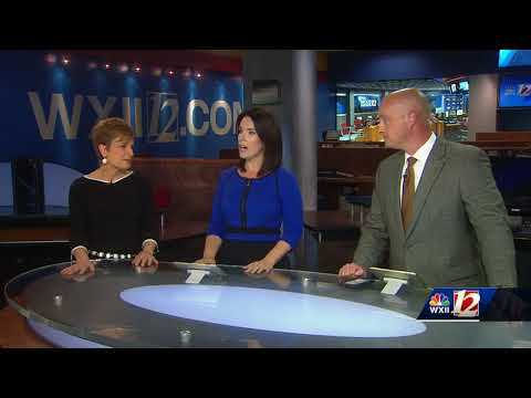 Nicole Ducouer announces departure from WXII 12 News