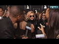 Watch Lady Gaga Crash Chrissy Teigen & John Legend's Grammys 'Extra' Interview