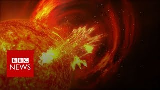 How Nasa is trying to 'touch' the Sun - BBC News