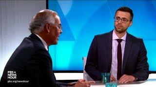 Brooks and Klein on Trump