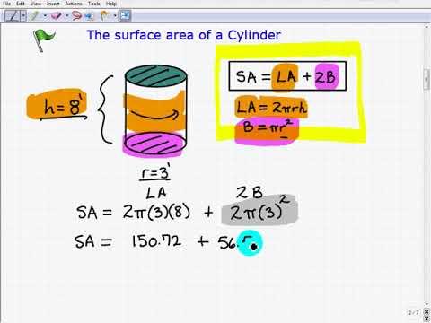 Understand Basic Surface Area