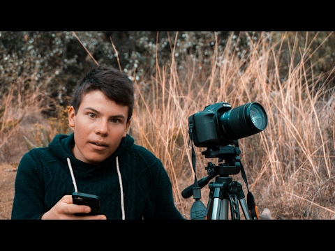 CANON EOS 80D tests (Making of) Bruno Peter