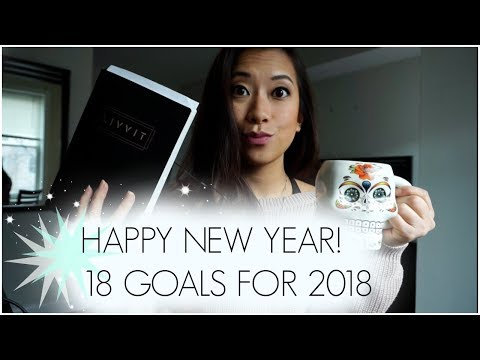 New Years: Meatball Recipe & 18 Goals for 2018