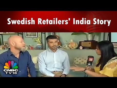 Swedish Retailers' India Story | IKEA, H&M's Big Plans For India | CNBC Tv18