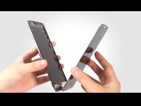 How to replace/repair broken LG G3 screen