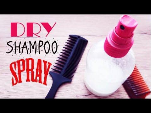DIY: BEST DRY SHAMPOO SPRAY