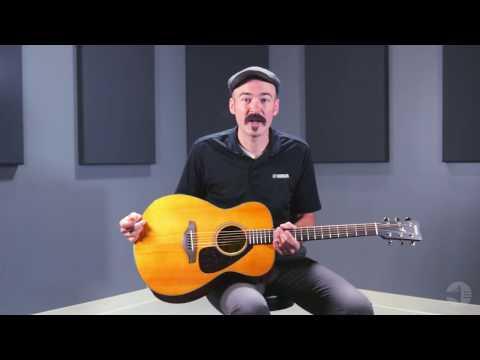 Yamaha FS800 Folk Acoustic Guitar