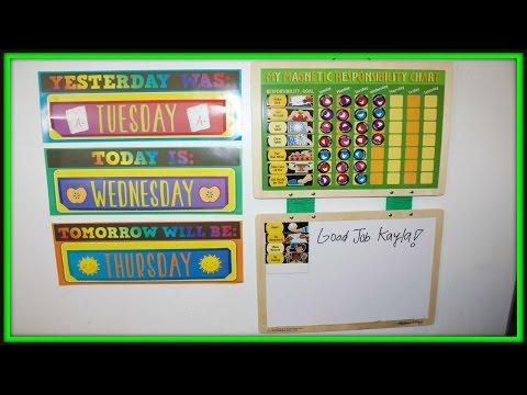 Kids Responsibility Chart  Melissa & Doug  