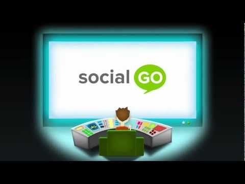Create a Social Website with SocialGO.com