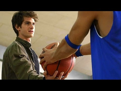 Peter Parker vs Flash - Basketball Scene - The Amazing Spider-Man (2012) Movie CLIP HD