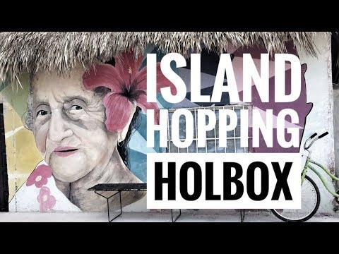 ISLAND HOPPING - HOLBOX, MEXICO