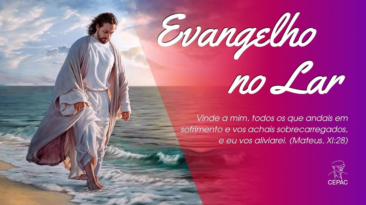 Evangelho no Lar | Mãe I 09/05/21
