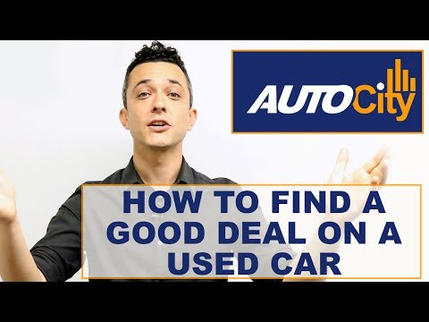What is a GOOD DEAL on a Used Car?