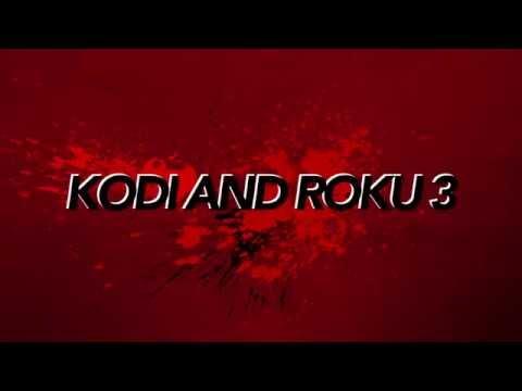 How to make Kodi work with Roku 3 - integration of Kodi and Roku3