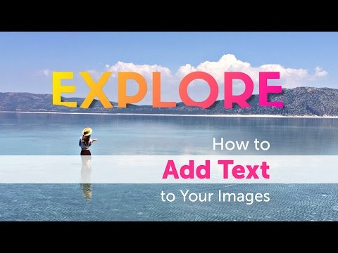 How to Add Text to Your Pictures With PicsArt