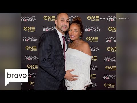 Get to Know Eva Marcille's Fiancé Michael Sterling | The Daily Dish | Bravo