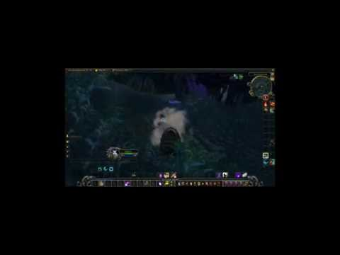 Azuremyst Exploring as Horde - Ironman Version (1 of 2)