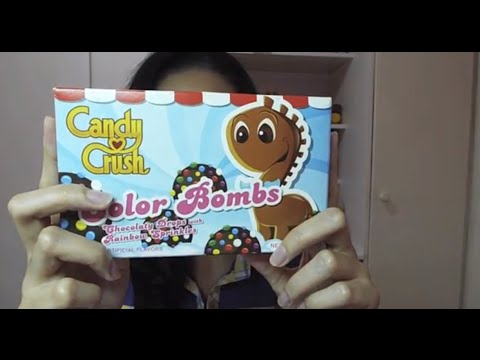 Chocolate do Candy crush Doces diferentes