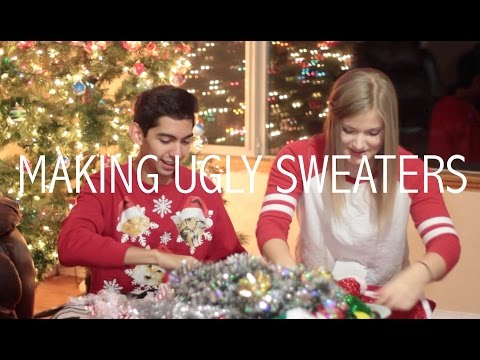 Making Ugly Sweaters Uglier