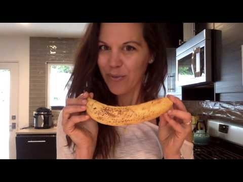 How to STOP Bananas from Browning (Ripening)