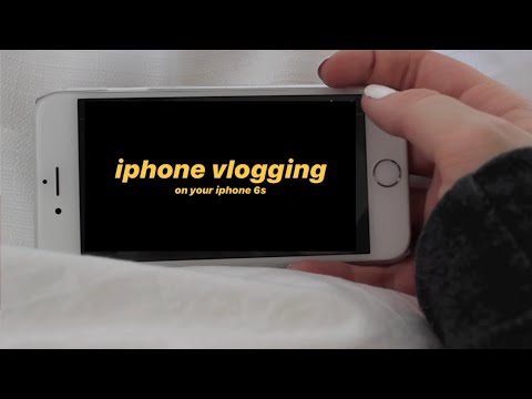 EASY HOW TO DAILY VLOG WITH YOUR IPHONE