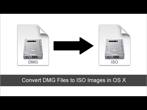 Converting DMG file to ISO file Format  And ISO to DMG file Format in Seconds | MAC | WORKS 100%