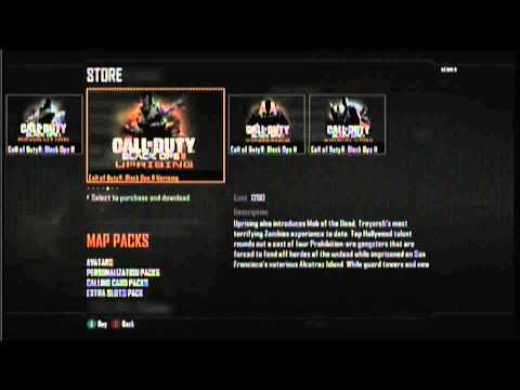 How to get black ops 2 dlc for free on xbox (2013)