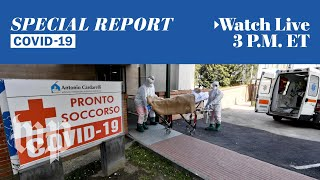 Coronavirus News: The latest on the covid-19 outbreak - 4/3 (FULL LIVE STREAM)