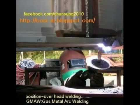 (2) Let's learn Arc welding~~♪~\(´ε` )ノ