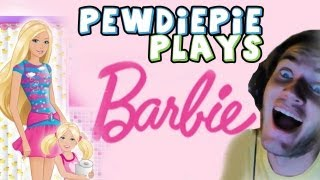 PLAY SCARY GAMES THEY SAID! - Barbie Game
